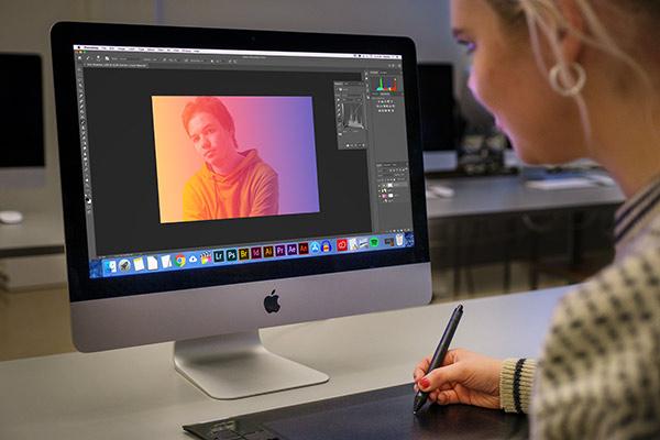 Graafista suunnittelua Adoben Creative Cloudin sovelluksilla